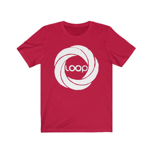 Loop Unisex Jersey Short Sleeve Tee (Multi-Colors)