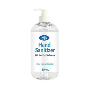 Portable Hands-Free Quick-Drying Non-Irritating Moisturizing Hand Sanitizer300ML Moisturizing disposable liquid without antibact