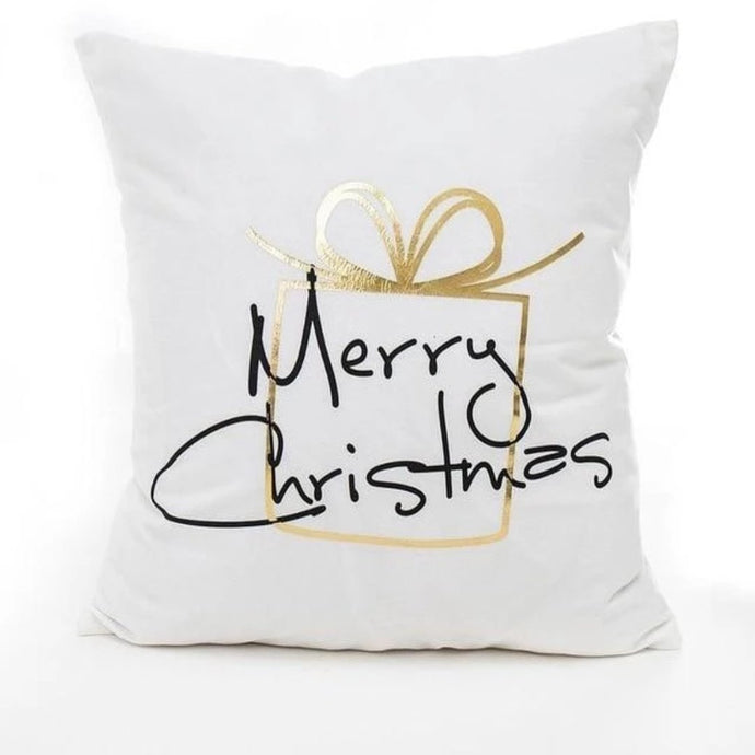 Decorative Christmas Pillows-Pillow-Discounted Holidays