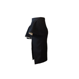 Ruffled Pencil Skirt - SVH Official
