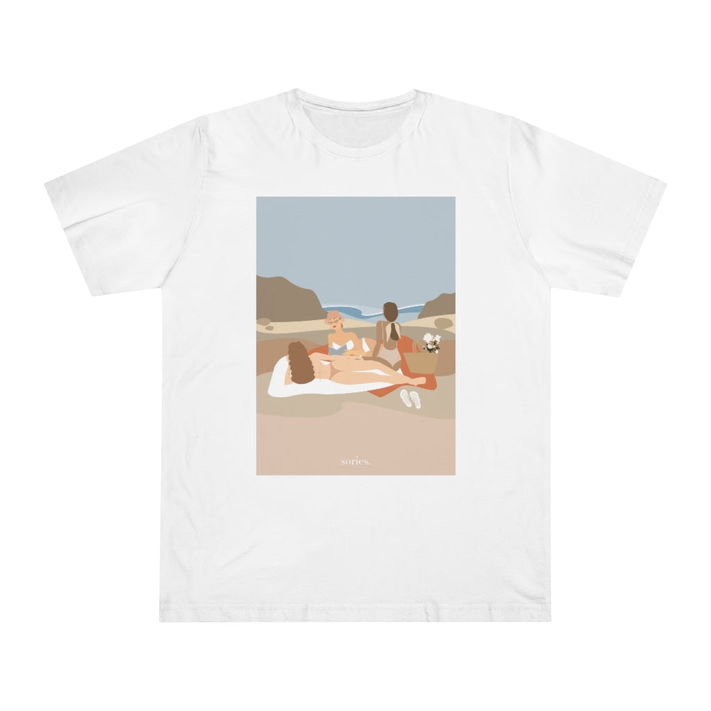 Sories Beach Lover Deluxe T-shirt