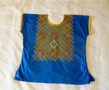 Load image into Gallery viewer, Blusa Oaxaquena bordado de cadenilla