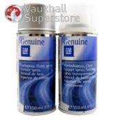 Metro Blue Spray Paint Can 150ml (colour code: L168 / GBI / 4XU)