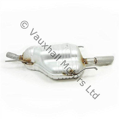 Genuine Vauxhall Astrag Zafiraa 1.6 Pet 1.7D Rear And Tail Exhaust Pipe 95508343