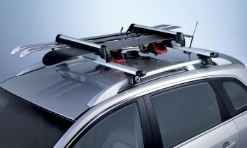 Astra H 3 Door (2005-) Thule Ski Carrier - Deluxe 740