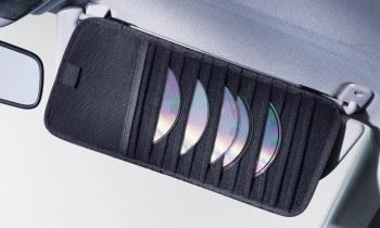 Antara Sunvisor CD Storage