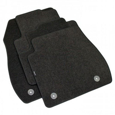 Vauxhall Zafira C Tourer Mats - Economy - Black (Set of Four)