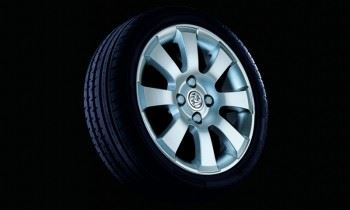 Astra H Estate (2005-2010) 15 Inch 8 Spoke Alloy Wheels - Set of Four