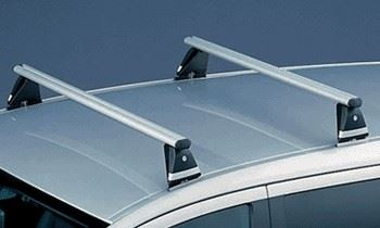 Astra Van (2007-) T-track Roof Bars/ Base Carrier - Estate