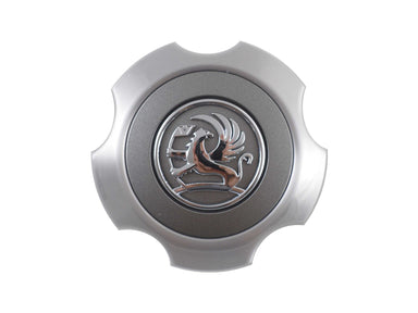 Alloy Wheel Centre Cap, Silver