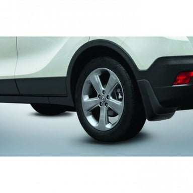 Mokka Mudflaps- Rear Pair