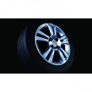 Corsa D (2007-2014) 15 Inch, 5 Double Spoke Alloy Wheels - Set of 4 with Winter Tyres