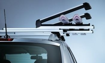 Astra H 3 Door (2005-) Thule Ski Carrier - Extendable