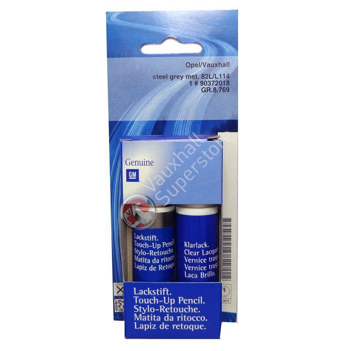 Steel Grey Touch-Up Paint (colour code: L114/ 82L)