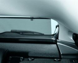 Vectra C (2002-2008) Privacy Shades - Tailgate Window - Estate
