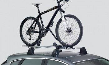 Vectra C (2002-2008) Thule Bicycle Carrier - ProRide 591
