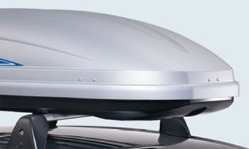 Astra H 3 Door (2005-) Thule Roof Box - Pacific 200