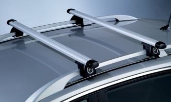 Zafira B (2006-) Roof Bars/ Base Carrier - T-Track for Models with Roof Rails