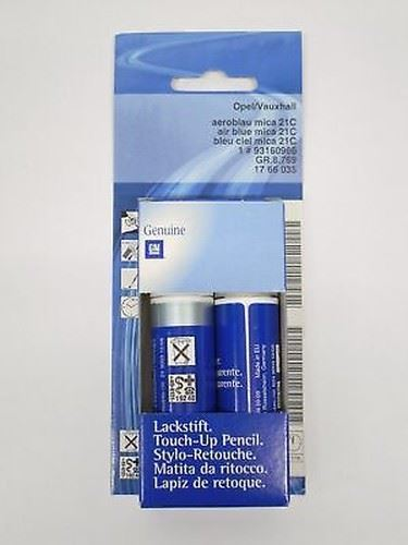 Iceberg Blue Touch-Up Paint (colour code: 21Y)
