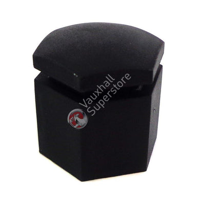 Corsa E - Caps for Wheel Nuts - Black