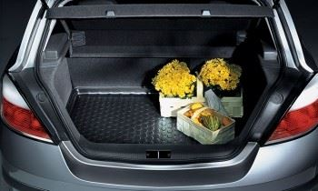 Astra H 3 Door (2005-) Cargo Liner - Sport Hatch & 5 Door Hatchback