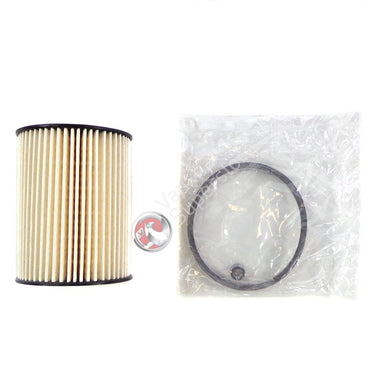 KIT, FILTER INSERT, WITH GASKETS, SINGLE FUEL STRAINER