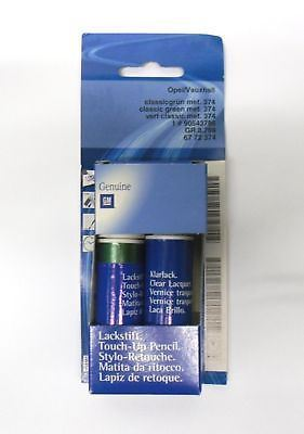 Classic Green Touch-Up Paint (colour code: L374/ 45L)