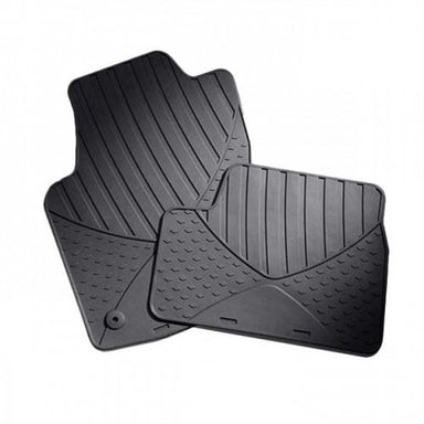 Corsa E Rubber Mats - (Rear Set)