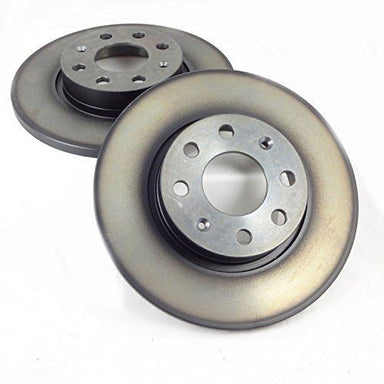 Vauxhall Corsa D 1.0 (2006 Onwards) Front Brake Discs - 93188916