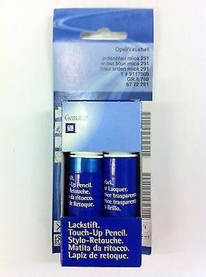 Arden Blue  Touch-Up Paint (colour code: L291/ 12L)