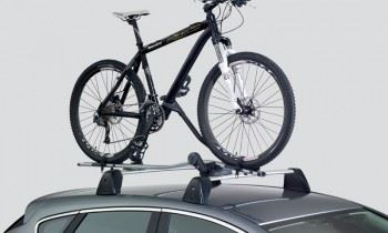 Corsa D (2006-) Thule Bicycle Carrier - FreeRide 530