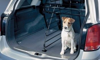 Astra H 5 Door (2005-2009) Space Divider Grid - use with Dog Guard