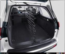 Vectra C (2002-2008) Space Divider Grid - For use with Dog Guard