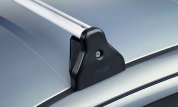 Meriva A (2002-2010) T-Track Alloy Roof Bars/ Base Carrier