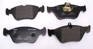 CALIBRA/CAVALIER/OMEGA B BRAKE PAD KIT