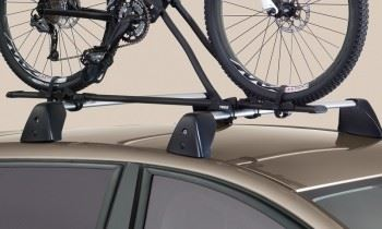 New Meriva B (2010-) Roof Bars/ Base Carrier - Aluminium
