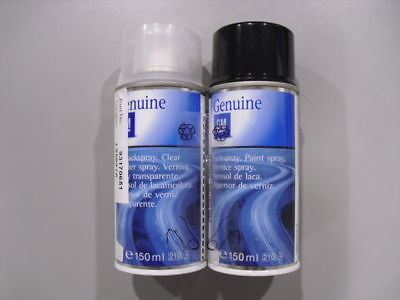 Black Sapphire Spray Paint Can 150ml (colour code: 20R / 2HU)