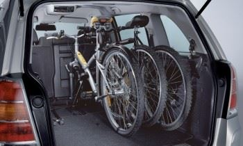 Astra H 3 Door (2005-) / Vectra C Bicycle Carrier - Interior Fit