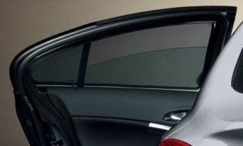 Insignia Sports Tourer (2008-) Privacy Shades - Rear Side - Pair