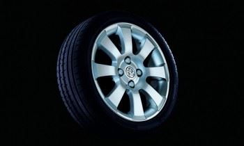 Tigra B (2004-) 15 Inch 8 Spoke Alloy Wheels - Set of Four