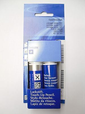 Mirage Touch-Up Paint (colour code: L151/ 94L)