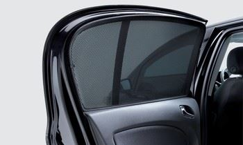 Corsa D (2006-) Privacy Shades for Rear Side Windows - 3 Door