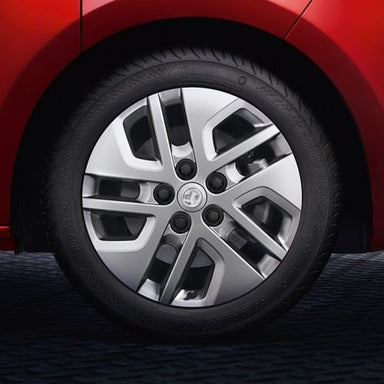 Vivaro B (2015-) 16 Inch Alloy Wheels - Set of 4 with Winter Tyres