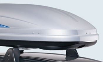 Astra H Estate (2005-2010) Thule Roof Box - Pacific 200