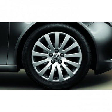 Insignia 18 Inch, 13 Spoke Alloy Wheels - Set of 4 with Winter Tyres