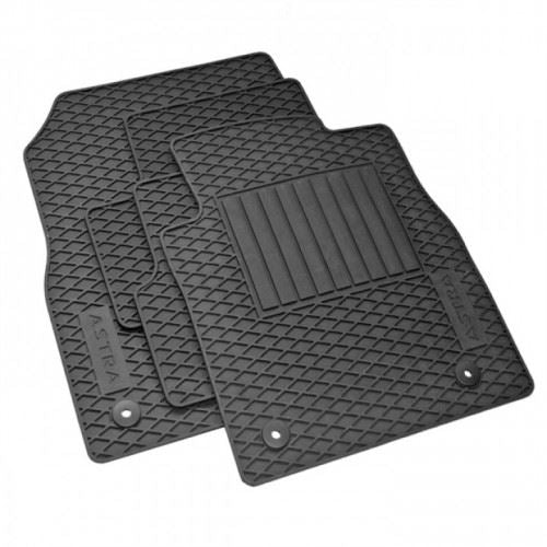 Astra GTC - Rubber Mats (Set of Four)