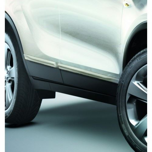 Mokka Body Side Mouldings