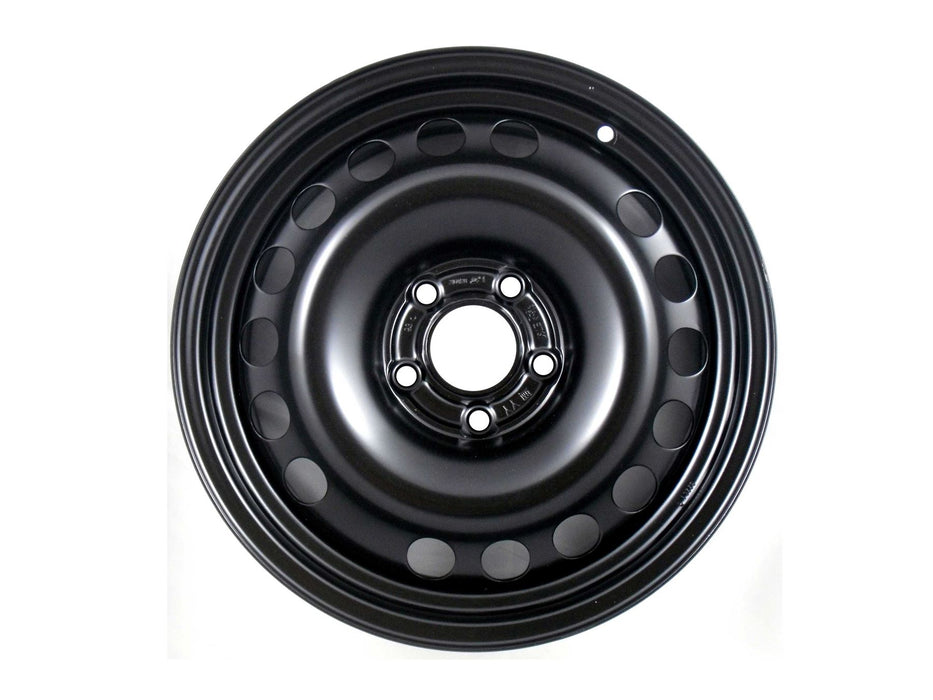 Corsa C (2001-2006) 16 Inch Steel Wheel, 5 Stud, 4J X 16 (Space Saver) - Without Tyre