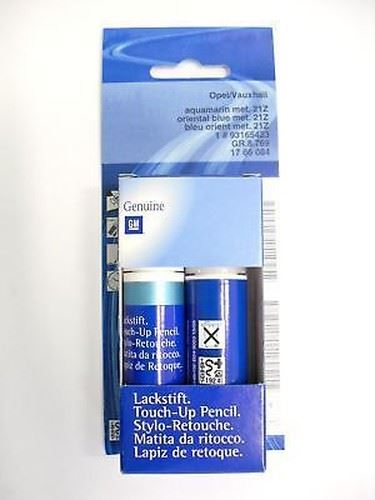 Oriental Blue Touch-Up Paint (colour code: 21Z)