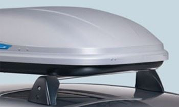 Astra H Estate (2005-2010) Thule Roof Box - Ocean 80